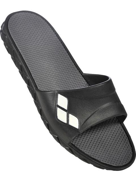 arena Watergrip Sandals Women black-dark grey
